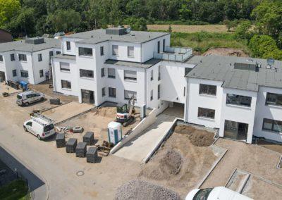 3 Mehrfamilienhäuser mit Tiefgarage