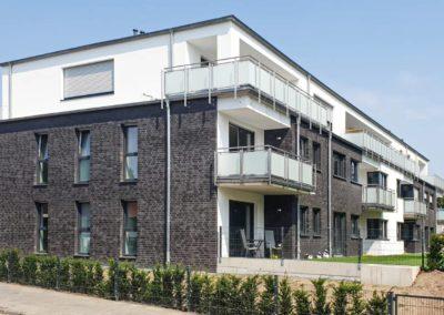 Neubau eines Mehrfamilienhauses mit 17 Wohneinheiten