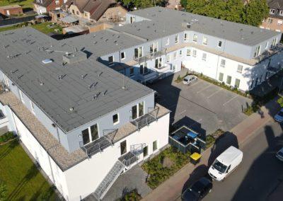 Seniorenpflegezentrum mit 19 Wohnungen und 33 Plätzen für Kurzzeit- und Tagespflege