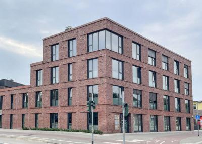 Errichtung eines Verwaltungsgebäudes
