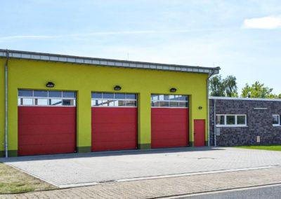 Neubau einer Feuerwache