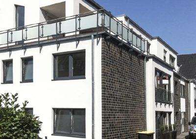 Neubau eines Mehrfamilienhauses mit 12 Wohneinheiten