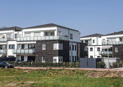 Errichtung einer altengerechten Mehrfamilienhausanlage mit 22 Wohneinheiten und einer Kellergarage