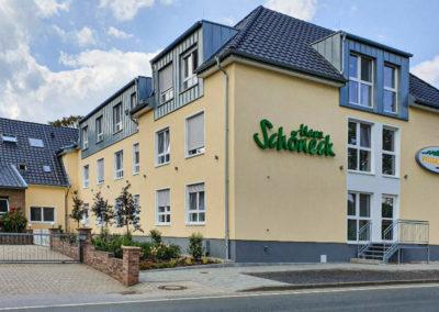 Ersatz- und Umbau am Haus Schöneck