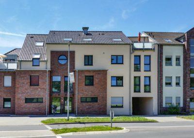 Errichtung eines Mehrfamilienhauses mit 6-7 Wohneinheiten