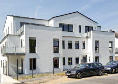 Neubau eines Mehrfamilienhauses mit 9 Wohneinheiten